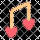 Love Song Tones Love Icon