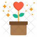 Tree Love Love Tree Love Plant Icon