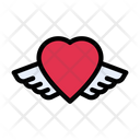 Love With Wings Icon