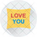 Love Card You Icon