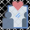 Happy Love Yourself Mirror Icon