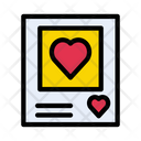 Lovecard Propose Like Icon