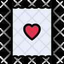Loveletter Heart Romance Icon