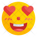 Lovely Smile Love Icon
