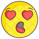 Lovely Emoji Lovely Expression Emotag Icon