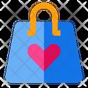 Purse Bag Handbag Icon