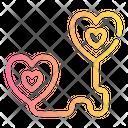 Location Love Romance Icon