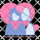 Lovers Crush Girls Icon