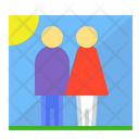 Lovers Couple Family Icon