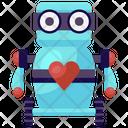 Lovey Robot Icon