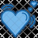 Loving Love Heart Icon