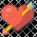 Loving Lover Heart Icon
