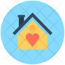 Loving Home With Icon