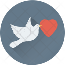 Love Message Loving Icon