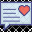 Loving Card Card Envelope Icon