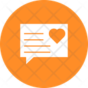 Loving Card Icon