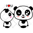 Panda Animal Nature Icon
