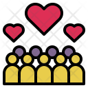 Impressive Heart Love Icon