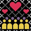 Loving people Icon
