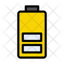 Battery Cell Charge Icon