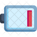 Low Battery Power Icon