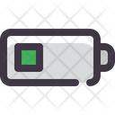Low Battery Empty Battery Recharge Battery Icon