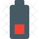 Low Battery Mobile Icon