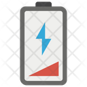 Low Battery Battery Power Saving Icon
