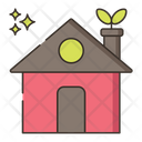 Low Energy House Icon