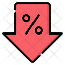 Low Price Sale Discount Icon