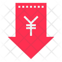 Low Price Yen Icon