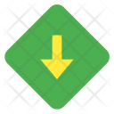 Low Priority Icon