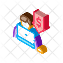 Low Working Capacity Icon