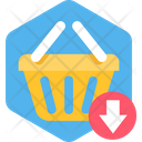 Low Shopping Icon