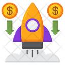 Low Startup Cost Cost Money Icon