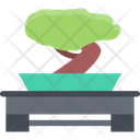 Low Table Icon