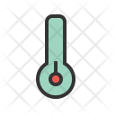 Low Thermometer Temperature Icon