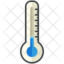 Low Temperature Cold Icon
