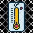 Low Temperature Cold Temperature Winter Icon