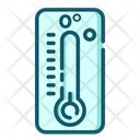 Low Temperature Cold Temperature Winter Icon