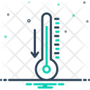 Low temperature Icon