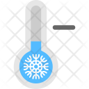 Temperature Decrease Cold Icon