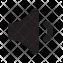 Low Volume Icon