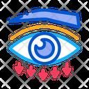 Eyelid Plastic Surgery Icon