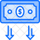 Lower Cost Icon