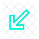 Lower Left Icon
