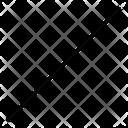Lower Left Arrow Icon