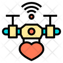 Loyalty Drone Ai Icon