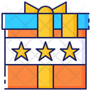 Loyalty Program Gift Icon