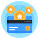 Loyalty Program Loyalty Credit Card Card Points Icon
